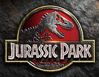 Jurassic Park logo desktop wallpaper