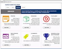 Huersch Marketing Group Website
