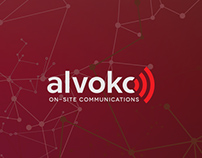 Alvoko. On-site communication.