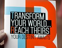 Team Revolution Brochure Design