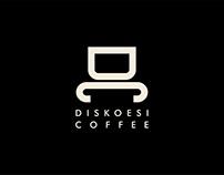 Diskoesi Coffee - Logo & Branding