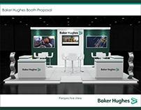 Baker Hughes Booth
