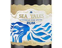 SEA TALES rum concept