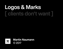 Logos & Marks 2017 — rejected