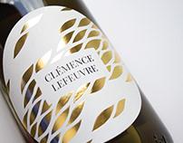 Étiquette Clémence Lefeuvre 2017