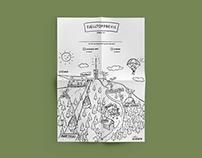 Ulriken illustrated Certificate