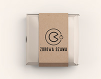 Logo / Zdrowa Szama