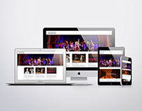 Second Story Theatre | Website Redesign