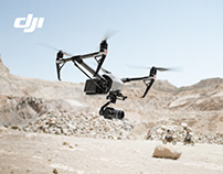 DJI – Product-In-Use Photography