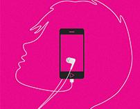 Smart Phone illustration