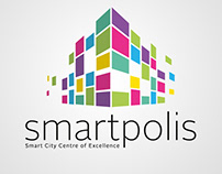 Smartpolis Projection Mapping
