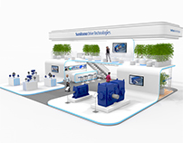 Sumitomo Exhibition Stand