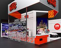 NIBK booth concept