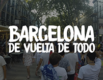#TravelAroundBarcelona | 2016