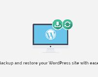 Expressway to backup and restore WordPress site