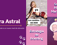 Perra Astral | Social Media Marketing