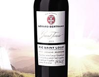 Wine/ Vinho Gérard Bertrand Grand Terroir