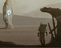 The last hope. Concept zero.