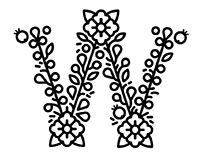 4/50: Single Letter Logo
