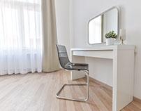 Dohany White Apartment