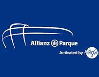 Allianz - Projeto de Ativação Allianz Arena Park