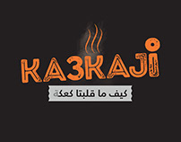 KA3KAJI - New Kiosk Design - Corporate & brand identity