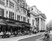 London Theatres 2020 year of Corona