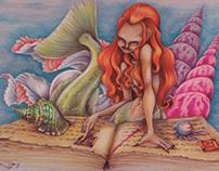 RADNE, LA BRUJA DEL MAR (Radne, the sea witch)