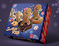 Christmas Packaging Surtido Rico