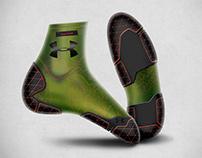 UA Ascend | Climbing Shoe Concept