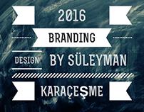 2016 BRANDING DESIGN