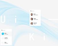 Sky UI Kit [free]
