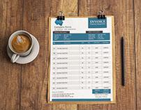 Invoice Design Sample