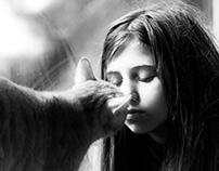 Kiss of a Little Tiger