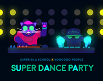 SUPER DANCE PARTY