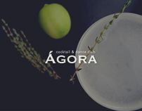 Ágora - Naming -Brand Identity Design