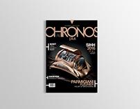 Chronosplus V17 Magazine