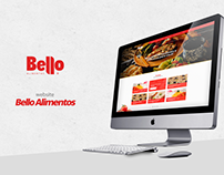 Layout Bello Alimentos