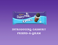 Cadbury Friend-A-Gram // EGYPT
