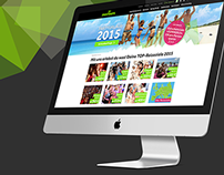 Maxtours – Web Design