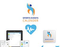Sportsevent calendar