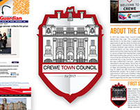 Crewe Town Council Logo 2013