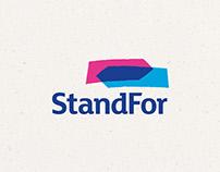Identidade Visual StandFor - FTD educação