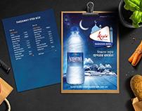 Aquafina Branding