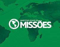 Ministério de Missões - Logo