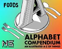 Alphabet Compendium of Foods
