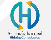 Creación Logotipo Hidalgo Consultores