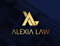 Alexia Law - Brand Identity