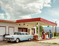 Route 66, The Mother Road: 2. Arizona and New Mexico