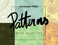 FREE FRESH VECTOR PATTERNS